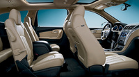2010 Chevrolet Traverse, Interior View, manufacturer, interior