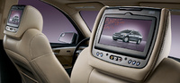 2010 Chevrolet Traverse, Interior View, interior, manufacturer, engine