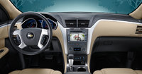 2010 Chevrolet Traverse, Interior View, interior, manufacturer