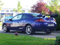 1999 Ford Cougar (just a toy), exterior, gallery_worthy