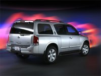 Picture of 2009 Nissan Armada LE, exterior