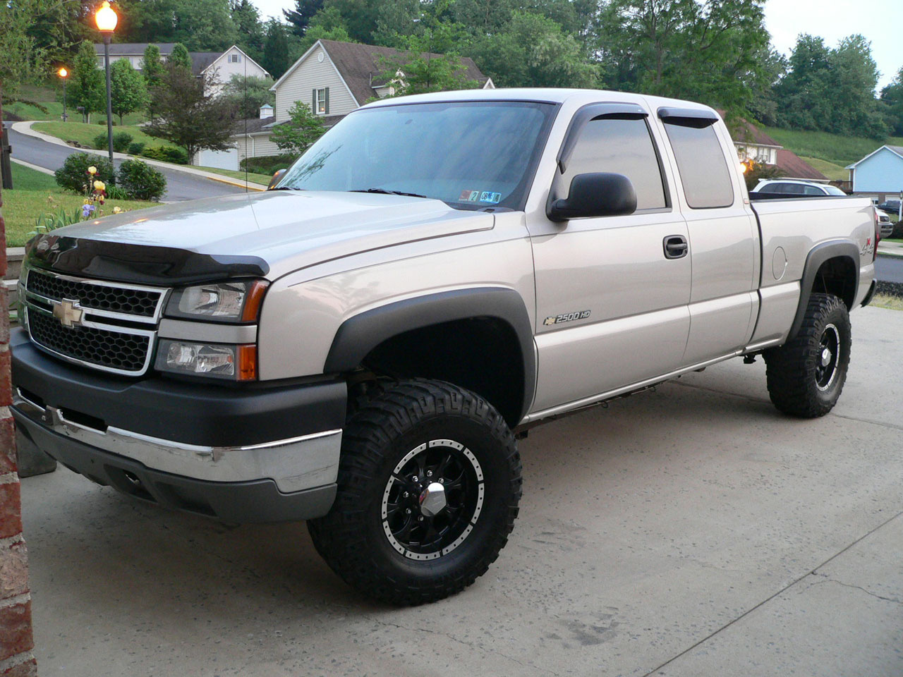 Picture of 2005 chevrolet silverado 2500hd ls extended cab sb hd exterior gallery_worthy