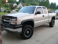 Picture of 2005 Chevrolet Silverado 2500HD 4 Dr LS Extended Cab SB HD, exterior