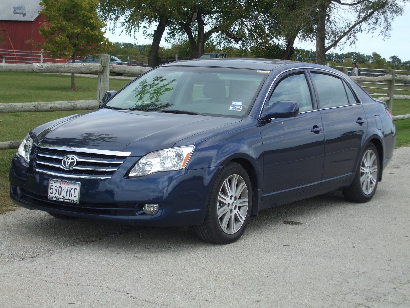 2007 Toyota Avalon Limited picture, exterior