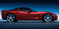 2010 Chevrolet Corvette, Right Side View, manufacturer, exterior