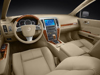 2010 Cadillac STS, Interior View, interior, manufacturer