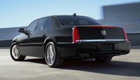 2010 Cadillac DTS, Back Left Quarter View, exterior, manufacturer