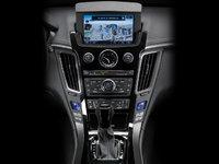2010 Cadillac CTS-V, Interior View, interior, manufacturer