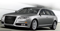 2010 Audi A6 Avant Picture Gallery