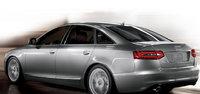 2010 Audi A6, Back Left Quarter View, exterior, manufacturer