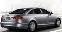 2010 Audi A6, Back Right Quarter View, exterior, manufacturer