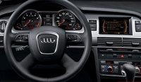 2010 Audi A6, Interior View, interior, manufacturer