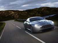 2010 Aston Martin V12 Vantage, Front View, exterior, manufacturer