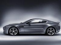 2010 Aston Martin V12 Vantage, Left Side View, exterior, manufacturer