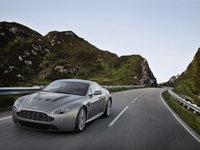 2010 Aston Martin V12 Vantage, Front Left Quarter View, exterior, manufacturer