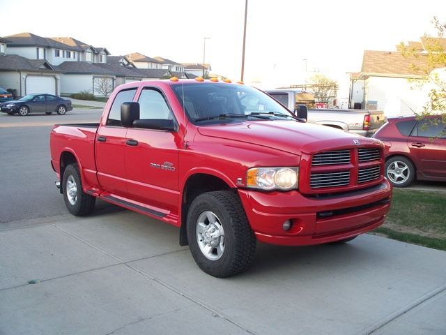 Picture of 2003 Dodge Ram 3500 Laramie Quad Cab LB 4WD, exterior, gallery_worthy