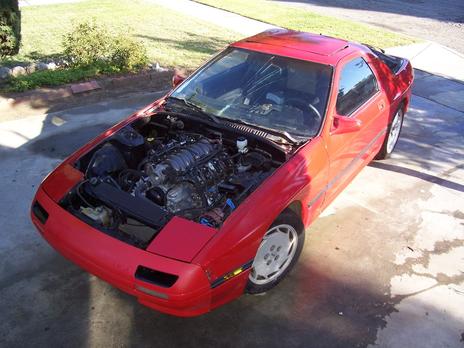 Mazda Rx 7 Questions 1990 Fc Non Turbo Fuel Line Problems 88 Mustang Filter Location