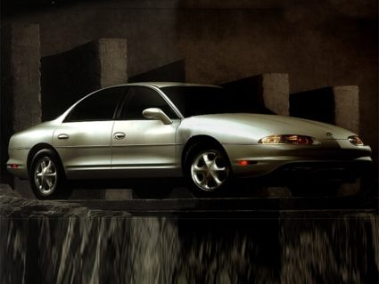 Picture of 1997 Oldsmobile Aurora 4 Dr STD Sedan, exterior