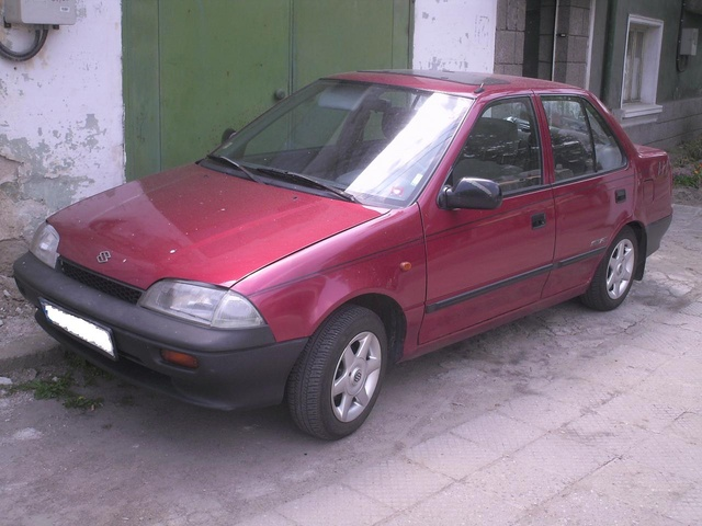 Picture of 1991 Suzuki Swift 4 Dr GS Sedan