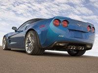 2009 Chevrolet Corvette ZR1 1ZR, 2009 Chevrolet Corvette ZR1 picture, exterior, manufacturer