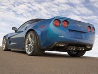 Picture of 2009 Chevrolet Corvette ZR1 1ZR, exterior, manufacturer