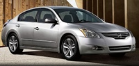 2010 Nissan Altima Picture Gallery