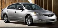2010 Nissan Altima, Front-quarter view, exterior, manufacturer