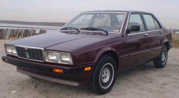 1986 Maserati Biturbo - Pictures - CarGurus