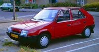 1989 Skoda Favorit Overview