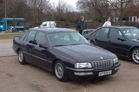 1989 Opel Senator Overview
