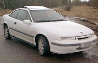 1989 Opel Calibra Overview