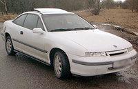 1989 Opel Calibra Overview