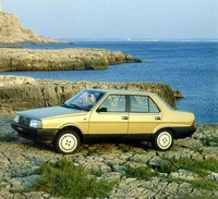 1987 FIAT Regata Overview