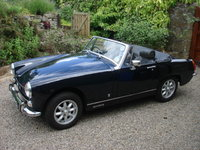 1971 Austin-Healey Sprite Overview
