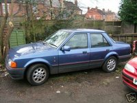 1986 Ford Orion Overview
