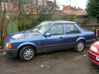 Picture of 1986 Ford Orion, exterior