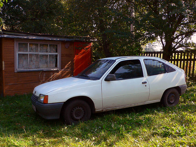 Picture of 1986 Opel Kadett
