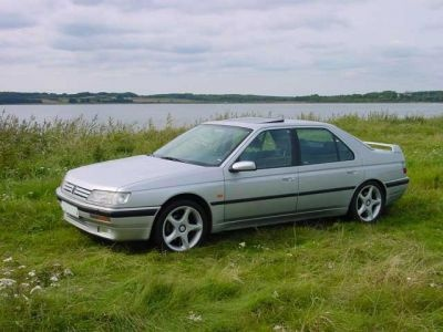 Picture of 1989 Peugeot 605, exterior, gallery_worthy