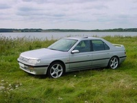 1989 Peugeot 605 Overview