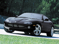 2003 Jaguar XK-Series XK8 Coupe, 2003 Jaguar XK-Series 2 Dr XK8 Coupe picture, exterior