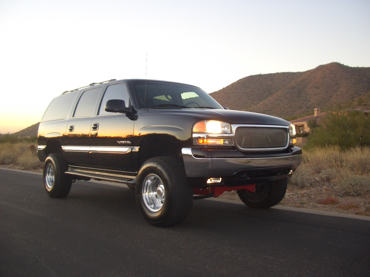 Picture of 2000 gmc yukon xl 1500 slt 4wd exterior gallery_worthy
