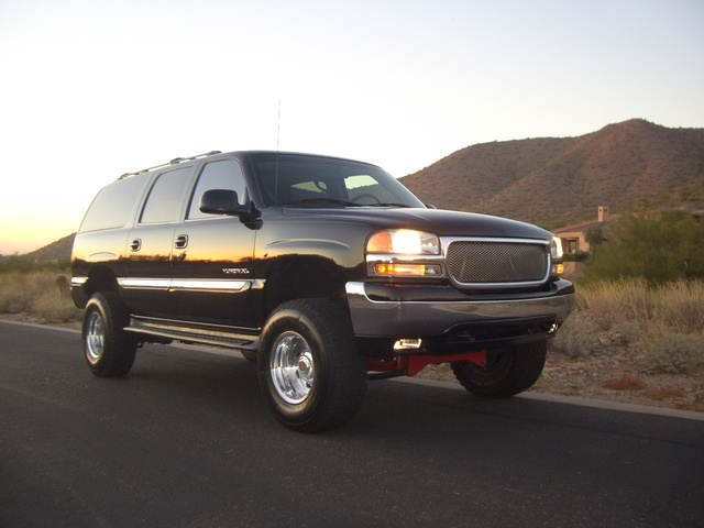 Picture of 2000 GMC Yukon XL 1500 SLT 4WD, exterior, gallery_worthy