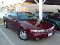 Picture of 2001 Oldsmobile Alero GL Coupe, exterior, gallery_worthy