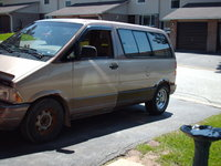 1993 Ford Aerostar Overview