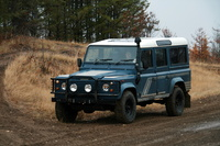 1992 Land Rover Defender picture, exterior
