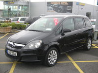 Picture of 2006 Opel Zafira, exterior