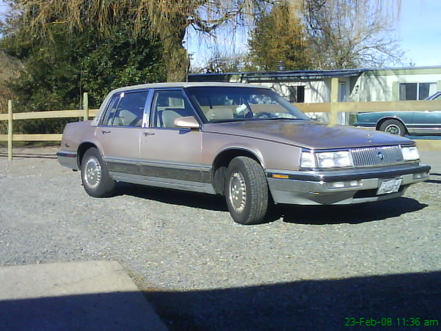 Picture of 1990 Buick Electra Park Avenue Ultra