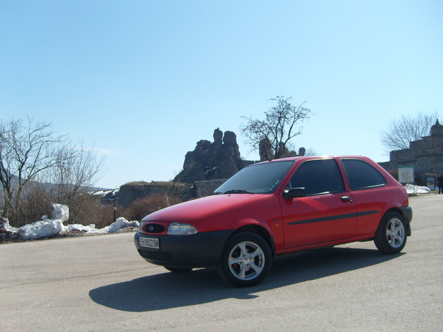 Picture of 1997 Ford Fiesta