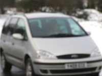 2002 Ford Galaxy Overview