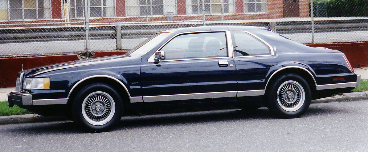 1988 Lincoln Mark VII picture